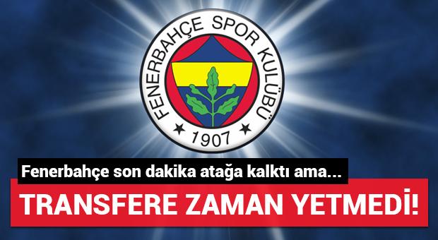 Fenerbahçe'nin Romero transferine zaman engeli!