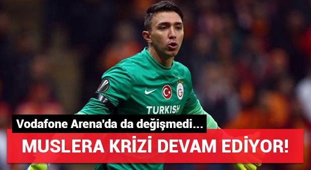Galatasaray'da Muslera krizi!