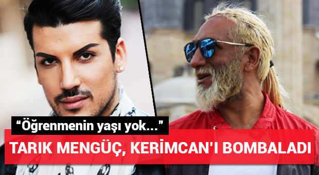 Tarık Mengüç, Kerimcan Durmaz'ı bombaladı!