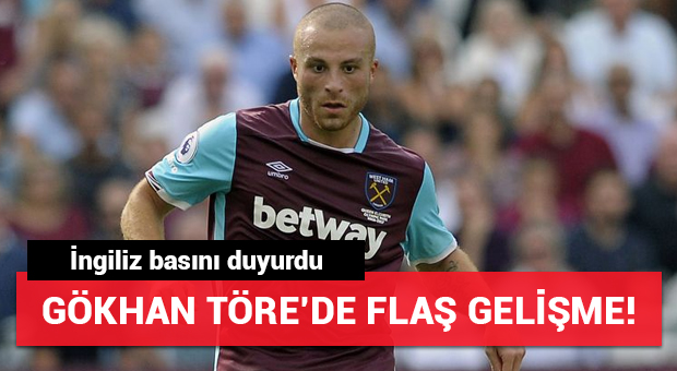 İngiliz basınından Gökhan Töre için flaş Beşiktaş iddiası!