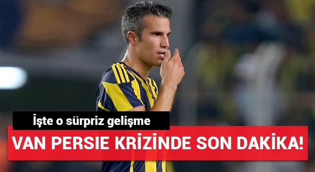 Van Persie'ye Çin'den transfer teklifi!