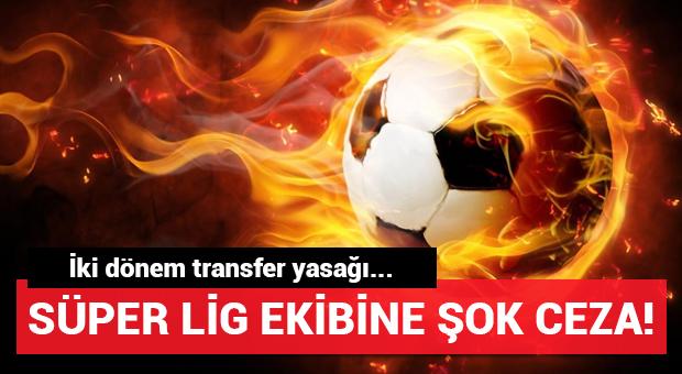 Antalyaspor'a iki dönem transfer yasağı cezası geldi!