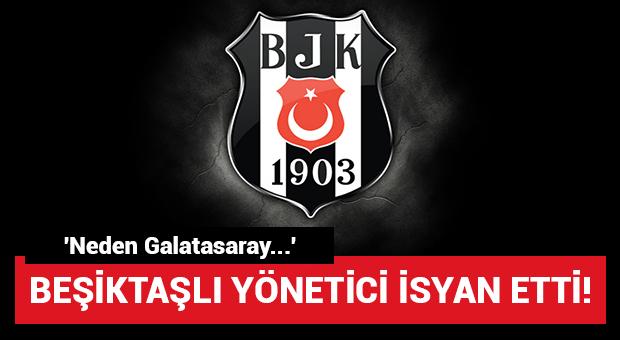 Beşiktaş'tan fikstür isyanı