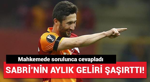 Sabri Sarıoğlu mahkemede ifade verdi!