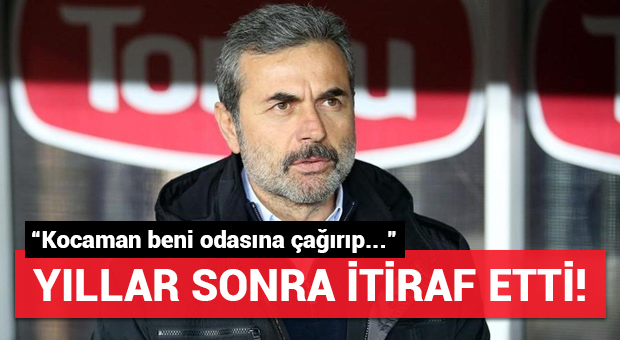 Moussa Sow'dan Aykut Kocaman itirafı!