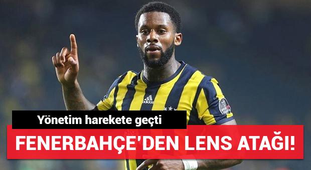 Fenerbahçe'den Jeremain Lens atağı!