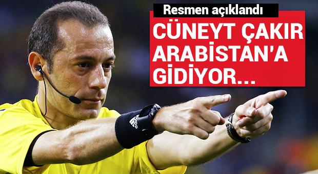 Cüneyt Çakır, Arabistan'a gidiyor...