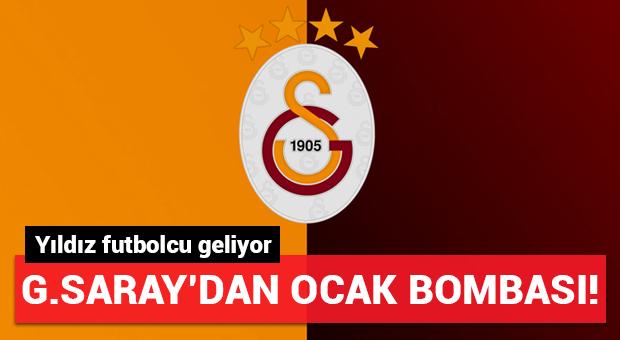 Galatasaray devre arası bombayı patlatıyor!