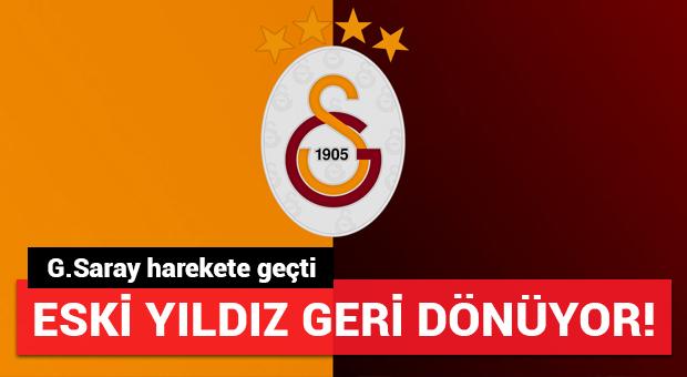 Galatasaray eski yıldızını geri getiriyor! Harekete geçildi...