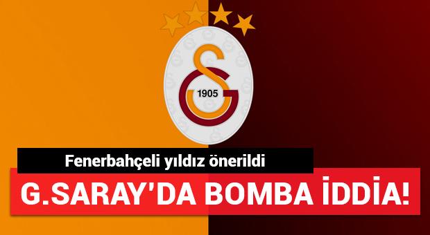 Bomba iddia! Fenerbahçeli yıldız Galatasaray'a önerildi